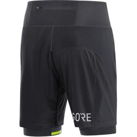 GORE WEAR R7 2in1 Shorts Men black
